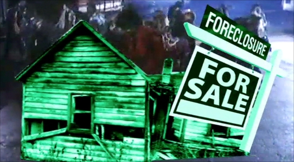 Zombie Foreclosures Haunt Illinois and Florida